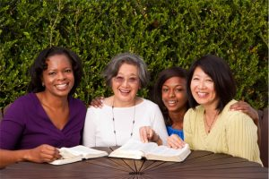 Womens Ministry Foursquare WA church